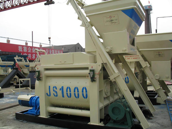 JS1000 concrete mixers for sale
