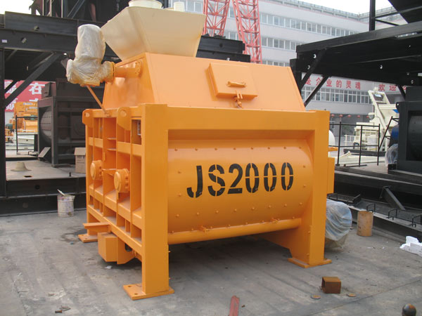 JS2000 concrete mixers for sale