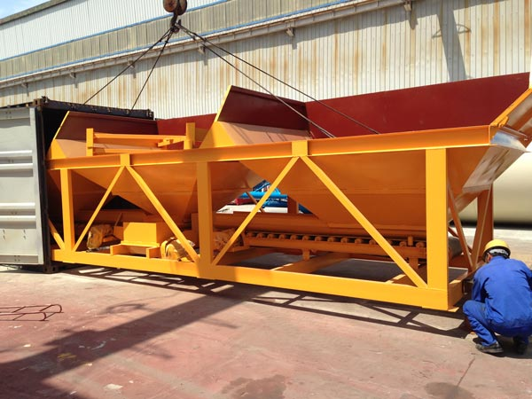 aggregate batching machine china