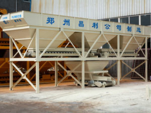 changli aggregate batching machine