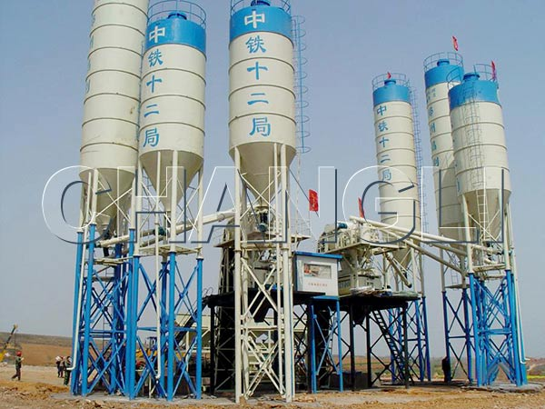 changli concrete batch plant