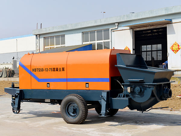 electric trailer concrete pump price