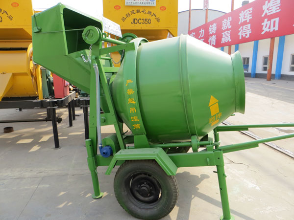 Aimix manual concrete mixer machine