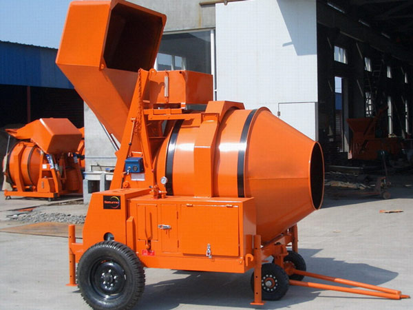Diesel Cement Mixer for Sale of Affordable Price