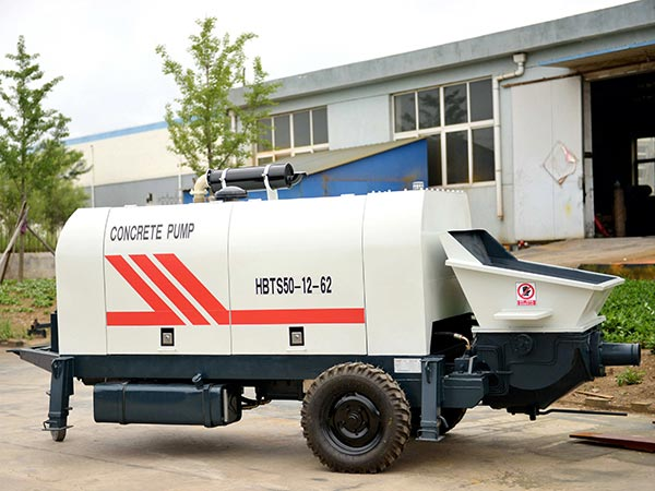 diesel mini concrete pump for sale