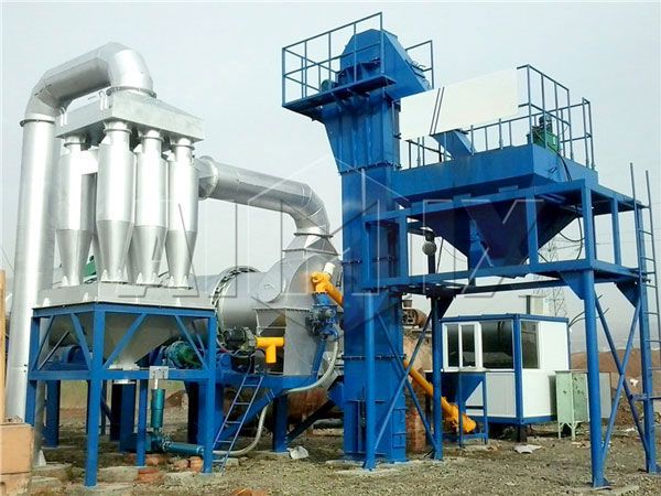 drum asphalt batching plant for sale