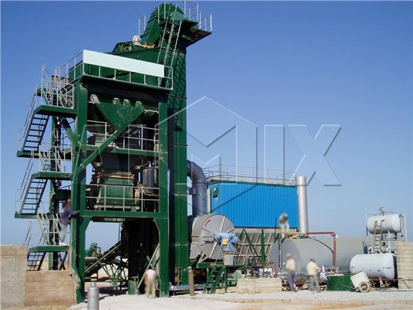 asphalt mixing plant for sale