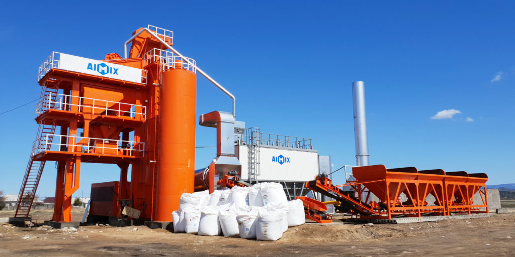 Reasonable And Affordable Asphalt Batching Plant Price