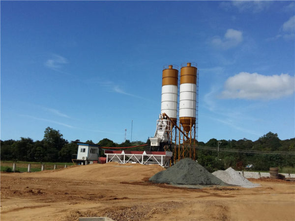 ready mixed concrete plant for sale