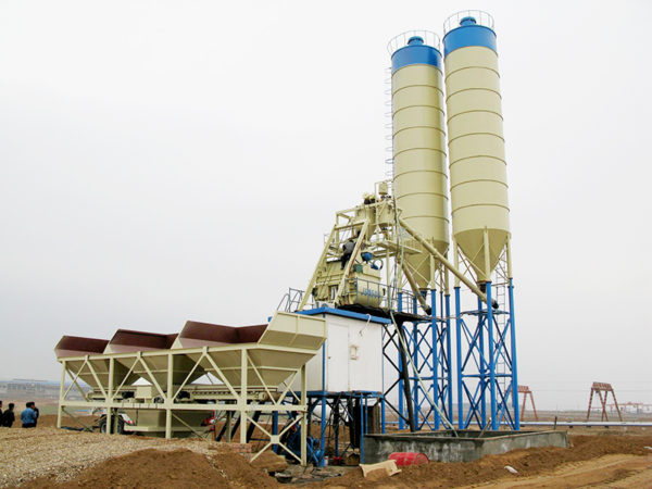 cement concrete plant for sale