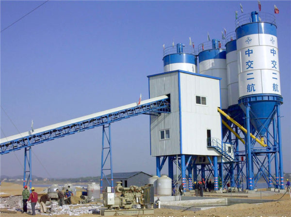 batching plant equipment