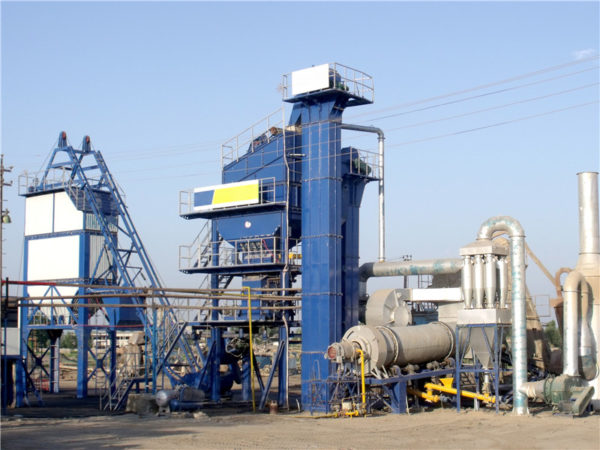 stationary asphalt batching plant for sale