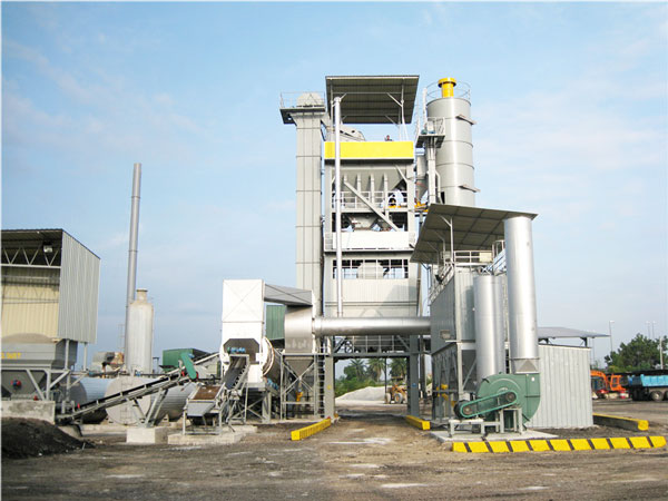 stationary asphalt mix plant for sale