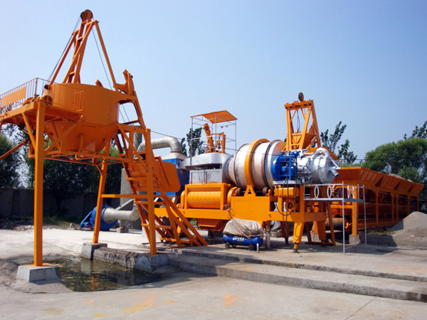 portable asphalt mixing plant for sale