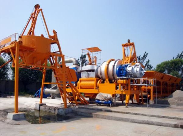 small scale asphalt mixing plant for sale