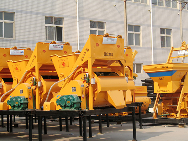 JDC350 concrete mixer for sale